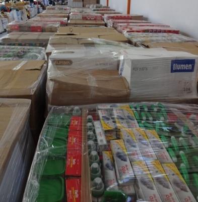 Stock concimi e articoli giardinaggio circa 24718 pezzi for Articoli giardinaggio