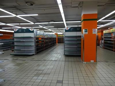 Vendita Attrezzature Per Supermercati Usate.Scaffalature Supermercato Cash And Carry