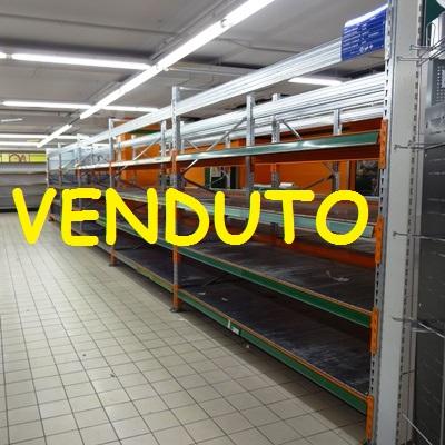 Vendita Attrezzature Supermercato Usate.Scaffalature Supermercato Cash And Carry